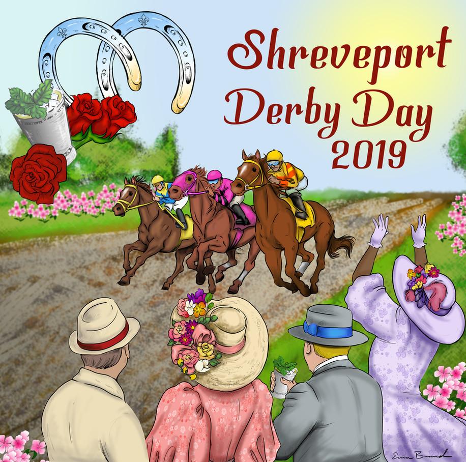 Derby Day Version 1