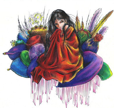 The Blanket Girl