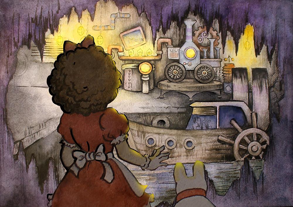 Subterranean Alice