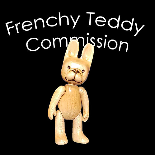 French Bulldog Teddy Commission