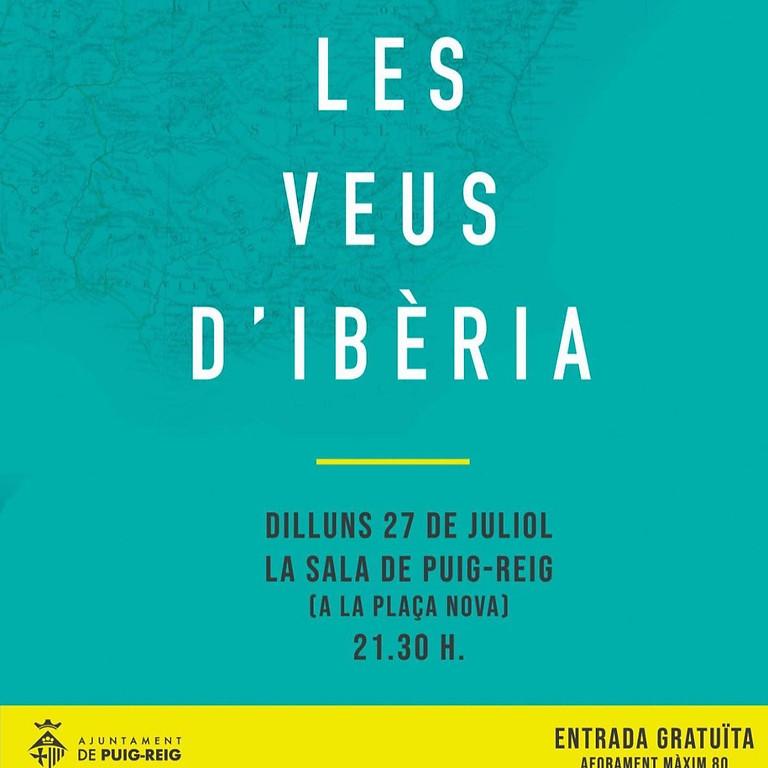 Les Veus d'Iberia - La Sala, Puig Reig