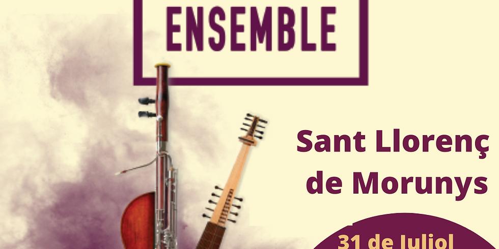 Concert Sant Llorenç de Morunys - 5è Aniversari