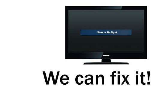 Fix my TV Signal
