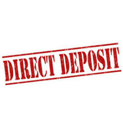 Direct Deposit accepted by Coast Communicatons Fleurieu