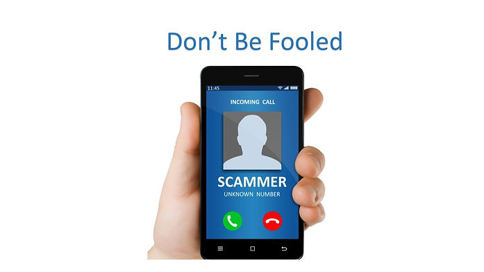 Protect Yourself from Scammers