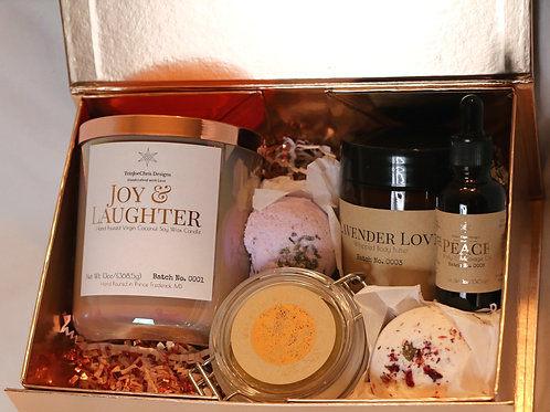 Mother's Day Luxury Spa Gift Set