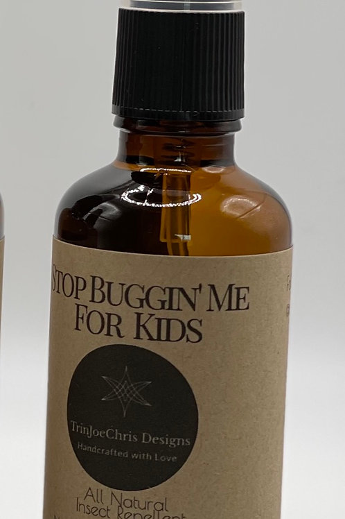 Stop Buggin' Me Kids Insect Repellent