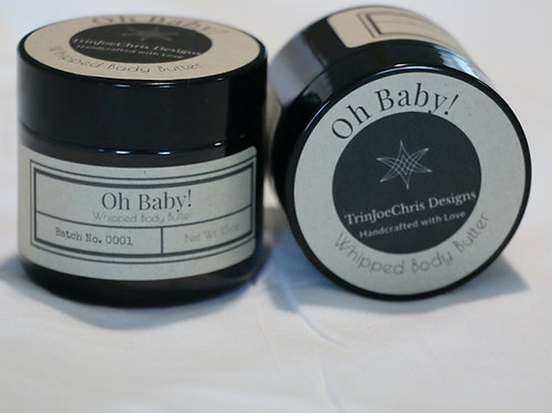 Oh Baby! Whipped Body Butter