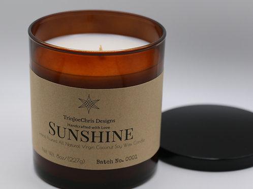 Sunshine Candle
