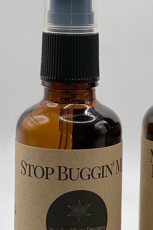 Stop Buggin' Me Insect Repellent
