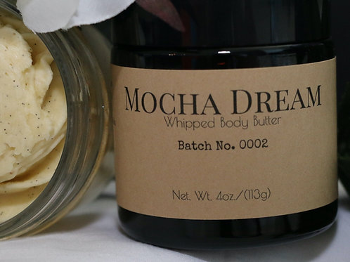 Mocha Dream Whipped body Butter