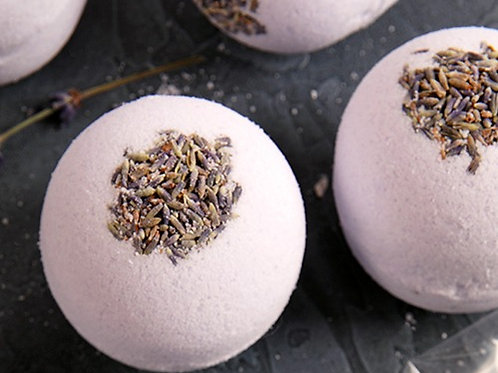 Lavender Lavender Bath Bomb