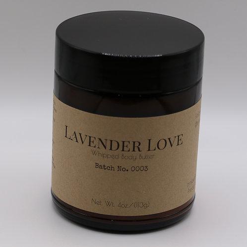 Lavender Love Whipped Body Butter