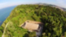 Polveriera Castelfidardo di Ancona drone Andrea Civitarese