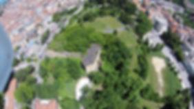Fronte di gola Lunetta Santo Stefano Ancona