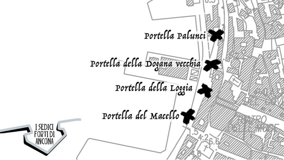 Visita auto-guidata: scopri gli antichi accessi alla città!