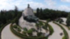 Monumento nazionale delle Marche a Castelfidardo, monumento a Cialdini, forti, ancona, battaglia, 18, settembre, drone, 1860, lamoriciere