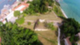 Batteria Monte Cappuccini in barbetta Ancona