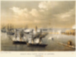 Assedio di Ancona del 1860. flotta piemontese sarda sabauda esercito pontificio papale chiesa lanterna