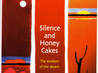 SILENCE AND HONEY CAKES – Archbishop Rowan Williams