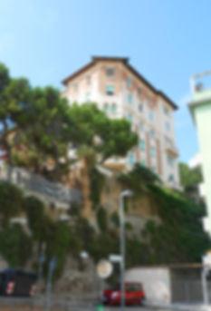 Mura trecentesce a Largo Belvedere Ancona
