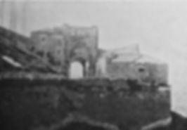 Porta Capodimonte Ancona interno