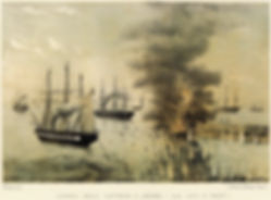 Assedio di Ancona del 1860. Scoppio esplosione lanterna esercito papale pontificio lamoriciere cialdini fanti porto