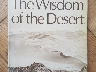 THE WISDOM OF THE DESERT - Thomas Merton