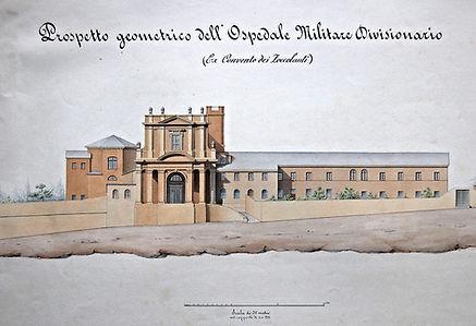 Ospedale militare San Francesco ad Alto Ancona
