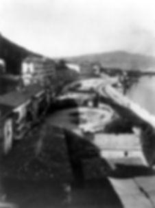 Bastioni e batterie Sant'Agostino e Santa Lucia porto di Ancona