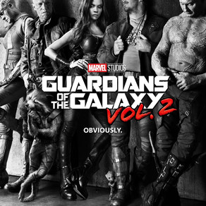 Guardians of the Galaxy, Vol. 2 - Movie Review