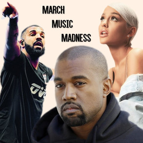 March Music Madness 2019