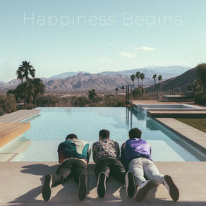 Happiness Begins by Jonas Brothers - Music Review