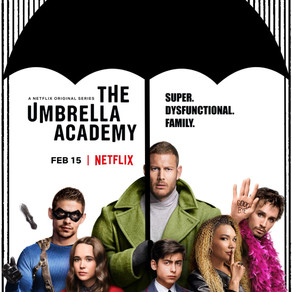 The Umbrella Academy - TV Review