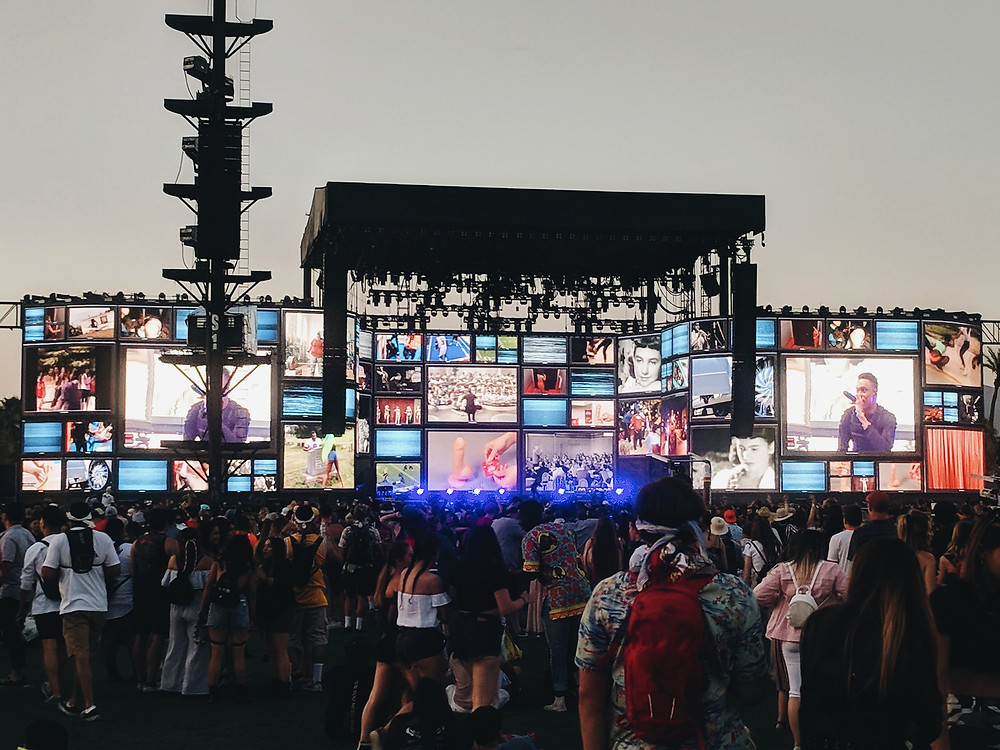 Vince Staples on the Main Stage