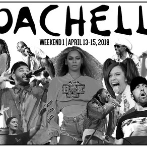 Coachella 2018 - Festival Review