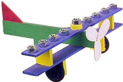 Airplane Menorah- Pack of 12