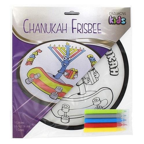 Chanukah Frisbee
