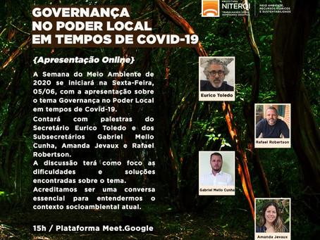 Governança no poder local em tempos de Covid-19