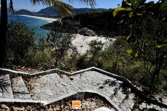Obras da Praia do Sossego seguem a todo vapor!