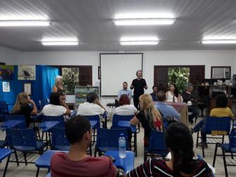 Semana Municipal de Educação Ambiental na Escola 2019 tem início com Seminário