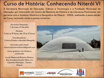 Curso de História: Conhecendo Niterói VI