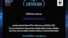 Certificado WWF