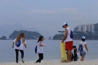 O Fluminense: Mutirão de limpeza de rios e praias
