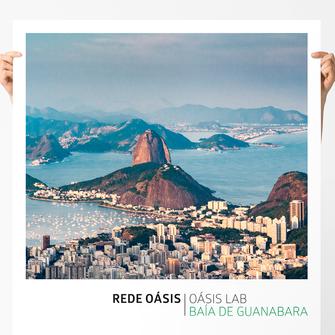 Encontro do Oásis Lab Baía de Guanabara
