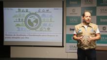 Seas e Inea capacitam técnicos da Defesa Civil estadual e dos 25 municípios fluminenses para atuação