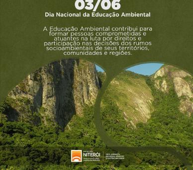 Dia Nacional da Educação Ambiental