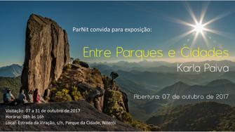 Exposições no Centro de Visitante do Parque Natural Municipal de Niterói,- PARNIT.