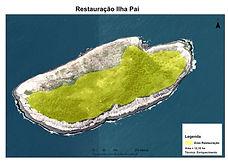 Restauração Ilha Pai