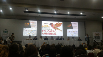 IX Fórum Brasileiro de Educação Ambiental e IV Encontro Catarinense de Educação Ambiental